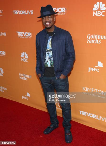 NeYo attends The Trevor Project's 2017 TrevorLIVE LA Gala at The Beverly Hilton Hotel on December 3 2017 in Beverly Hills California