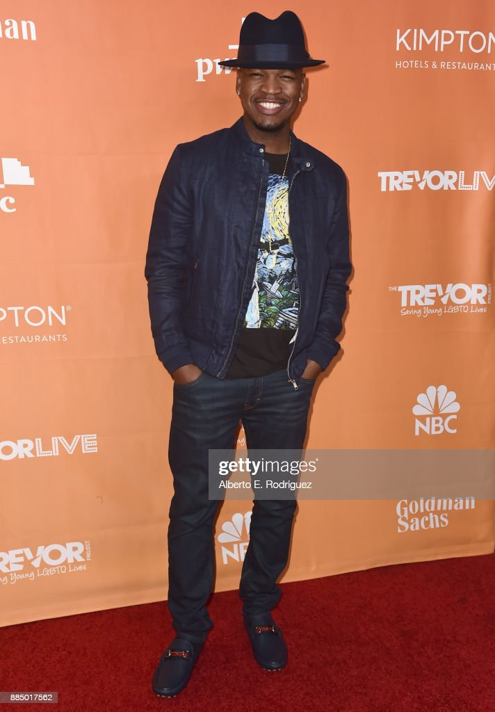 Ne-Yo attends The Trevor Project's 2017 TrevorLIVE LA on December 3, 2017 in Beverly Hills, California.