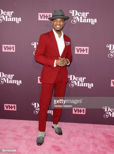 NeYo attends VH1's 3rd annual 'Dear Mama A Love Letter To Moms' screening at The Theatre at Ace Hotel on May 3 2018 in Los Angeles California