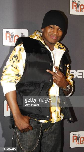 NeYo during BET Presents Rip The Runway 2006 at Roseland Ballroom in New York New York United States