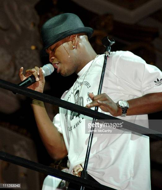 NeYo during Coca Cola's 'Coke Side Of Life' Launch Party at Capitale in New York City at Capitale in New York City New York United States