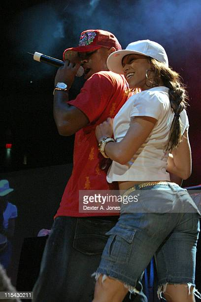 NeYo during Hot 937 presents Summer Jam 2006 at Hartford Civic Center in Hartford Connecticut United States