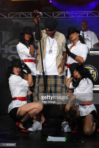 NeYo during HOT 97 Summer Jam 2007 at Giants Stadium in Rutherford New Jersey United States