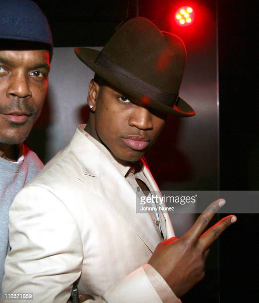 NeYo during NeYo 'Because of You' Album Listening Party at Arena in New York City New York United States