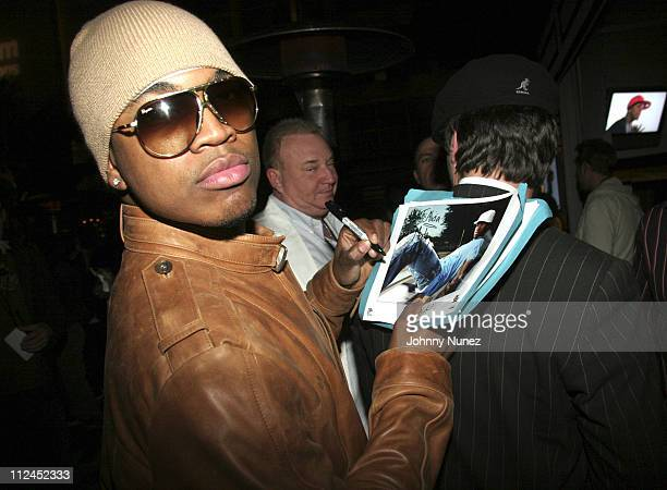 NeYo during Nokia and Def Jam Presents NeYo Album Release Party at Vice Roy Hotel in Los Angeles California United States