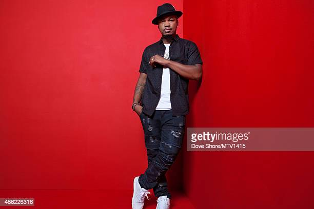 NeYo is photographed at the 2015 MTV VMA Awards on August 30 2015 at the Microsoft Theater in Los Angeles California