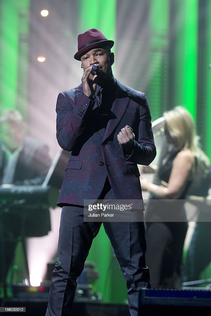 Ne-Yo performs at the Nobel Peace Prize concert at Oslo Spektrum on December 11, 2012 in Oslo, Norway.