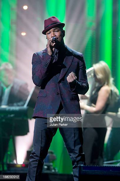 NeYo performs at the Nobel Peace Prize concert at Oslo Spektrum on December 11 2012 in Oslo Norway