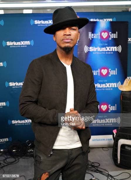 NeYo performs on SiriusXM's Heart Soul channel at the SiriusXM Studios on June 8 2018 in New York City