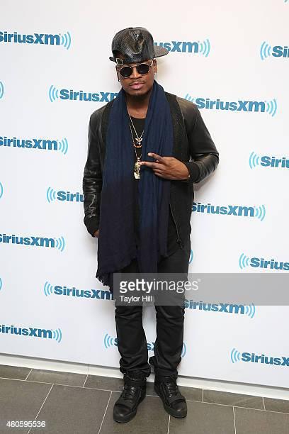 Ne-Yo visits the SiriusXM Studios on December 17, 2014 in New York City.