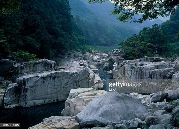Nezame-no-toko, Agematsu, Nagano, Japan
