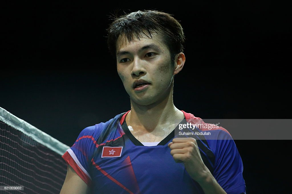 Singapore Open Badminton : News Photo