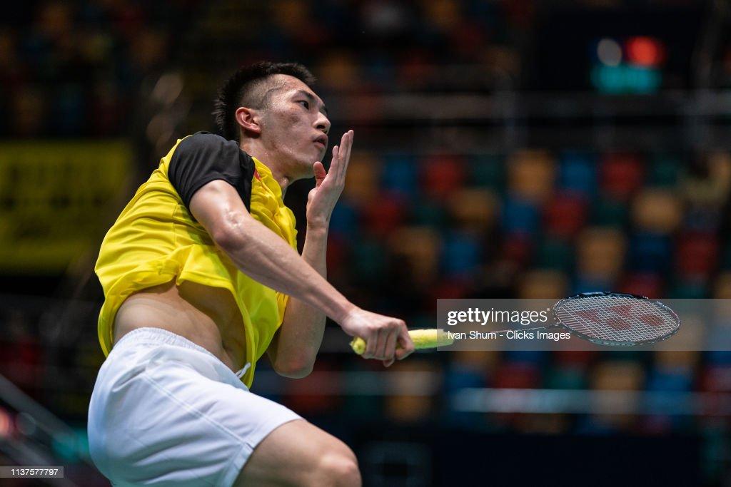HKG: Badminton Asia Mixed Team Championships 2019 Tong Yun Kai Cup - Quarter Finals