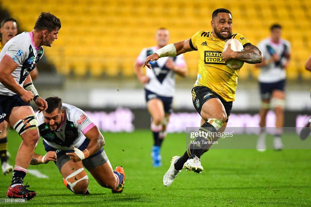 Super Rugby Trans-Tasman Rd 2 - Hurricanes v Rebels : News Photo