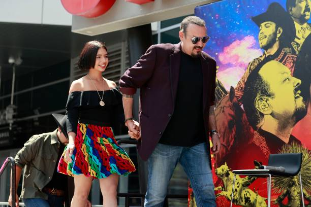 """CA: Pepe Aguilar Hosts """"Jaripeo Sin Fronteras 2021"""" Press Conference"""