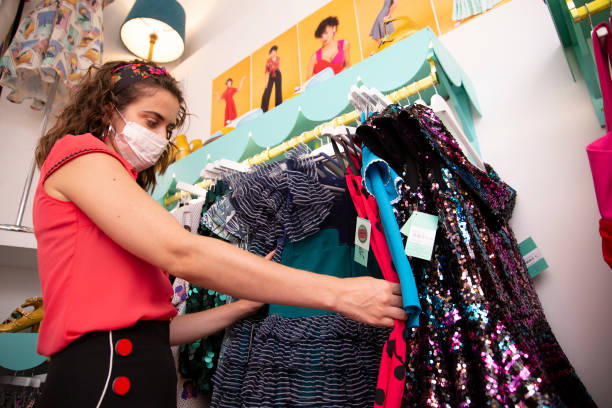 ESP: Lady Cacahuete Opens Her Fashion Store In Madrid