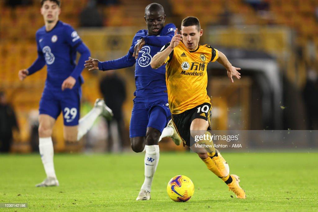 Wolverhampton Wanderers v Chelsea - Premier League : ニュース写真