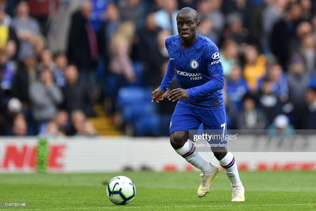 Chelsea FC v Watford FC - Premier League : News Photo