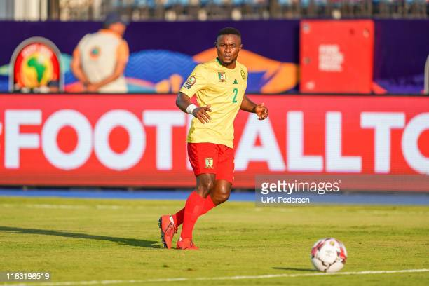 Ngoran Suiru Fai Collins of Cameroon during the 2019 Africa Cup of Nations match between Nigeria and Cameroon on the July 6th, 2019. Photo : Ulrik...