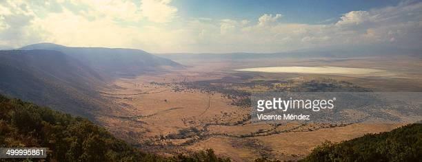ngorongoro crater - vicente méndez fotografías e imágenes de stock