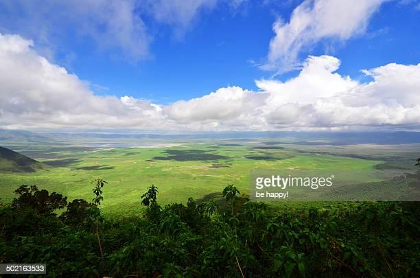 NgorongoroCrater