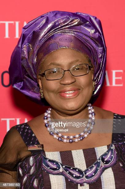 Ngozi Okonjo-Iweala attends the 2014 Time 100 Gala at Frederick P. Rose Hall, Jazz at Lincoln Center on April 29, 2014 in New York City.