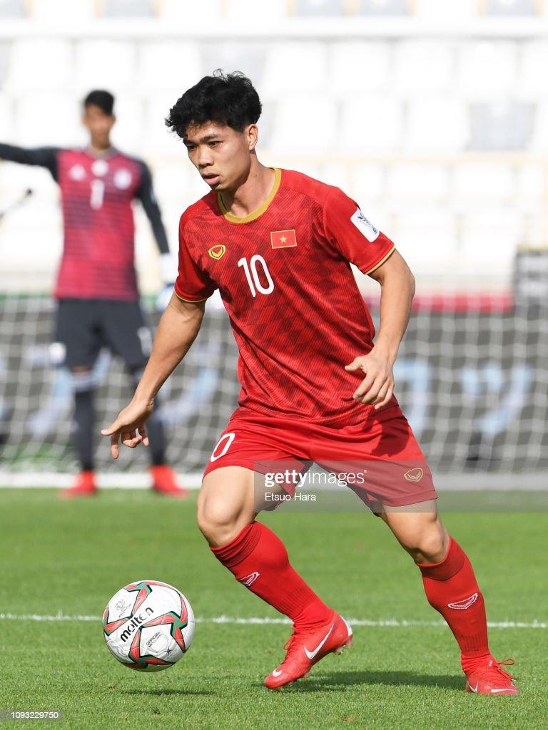 Vietnam v Iran - AFC Asian Cup Group D : ニュース写真