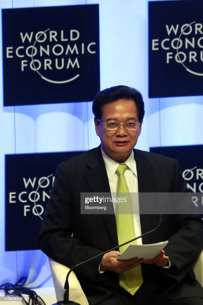 Key Speakers At The World Economic Forum On East Asia