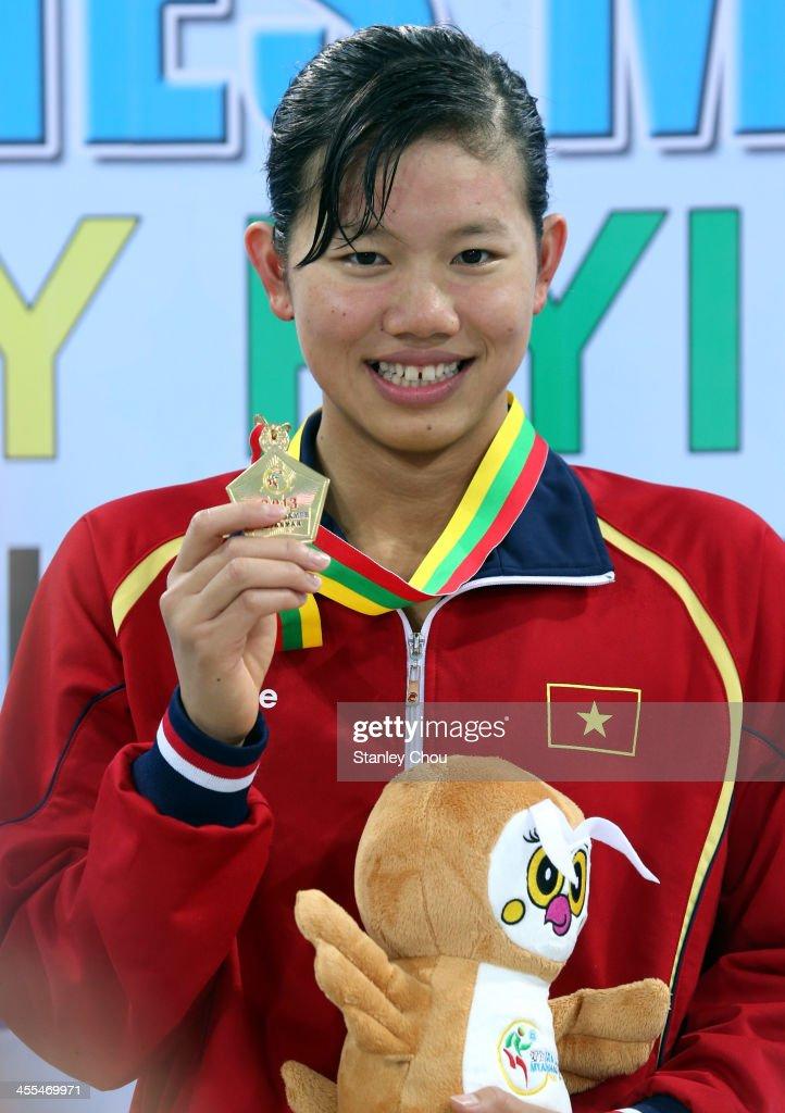 Nguyễn Thị Ánh Viên