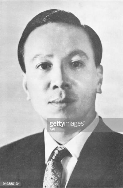Nguyen Van Thieu élu président de la République du Viêt Nam en 1965 Vietnam