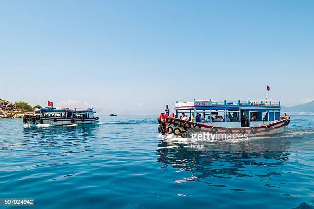 Nha Trang tourist boat