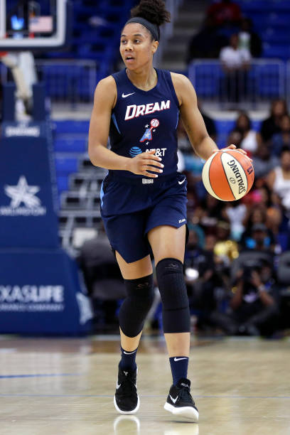 TX: Atlanta Dream v Dallas Wings