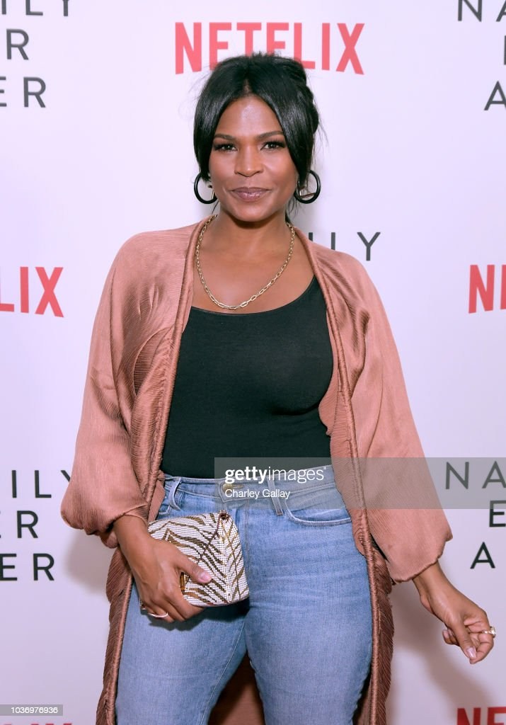 Netflix's 'Nappily Ever After' Special Screening : News Photo