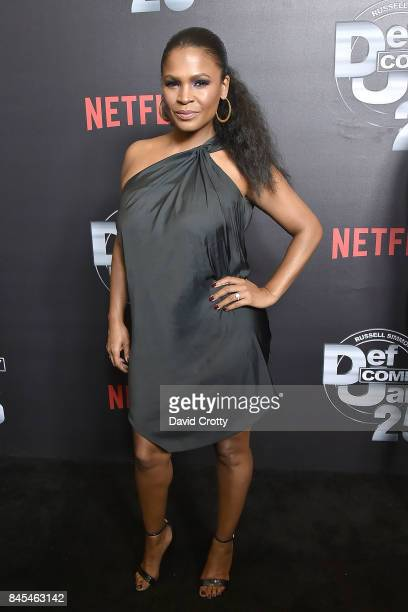 Nia Long attends Netflix Presents Def Comedy Jam 25 at The Beverly Hilton Hotel on September 10 2017 in Beverly Hills California