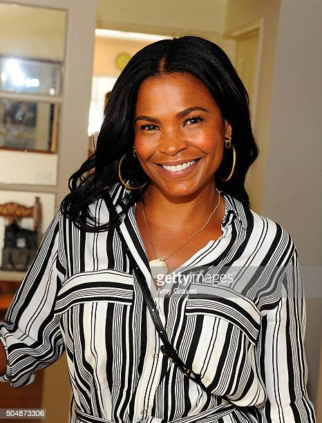 Nia Long attends theJen Klein Day of Indulgence on August 16, 2015 in Los Angeles, California.