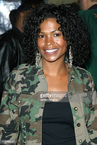 Nia Long during 2003 Toronto International Film Festival 'How To Get The Man's Foot Outta Your Asss' Premiere at Varsity 8 in Toronto Ontario Canada