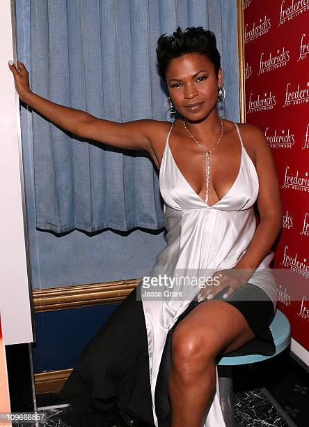 Nia Long during Movieline's Hollywood Life 8th Annual Young Hollywood Awards Cocktail Reception in Los Angeles California
