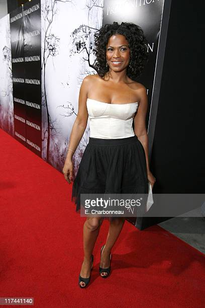 Nia Long during Tri Star Pictures Presents the World Premiere of Premonition at Cinerama Dome in Hollywood California United States