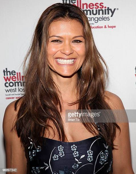 Nia Peeples attends the 12th Annual Tribute To Human Spirit Awards Gala at Beverly Hills Hotel on May 6 2010 in Beverly Hills California