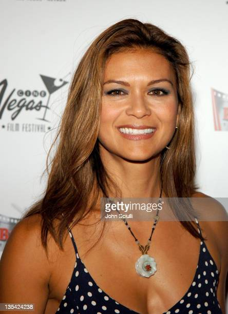 Nia Peeples during CineVegas Film Festival 2005 Inside Out Premiere at Brenden Theatres in Las Vegas Nevada United States