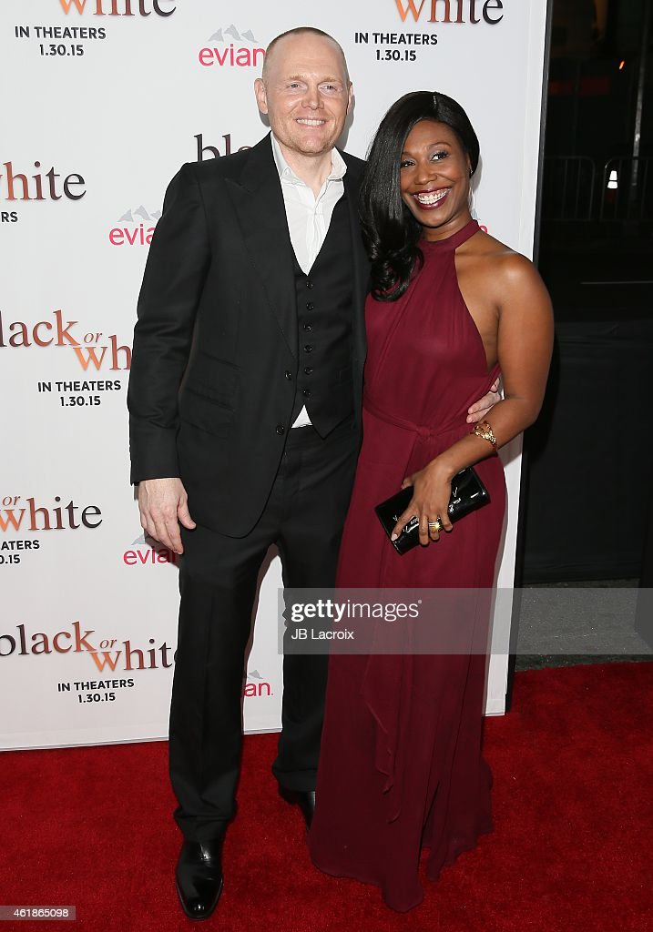 Nia Renee Hill and Bill Burr attend the Los Angeles ...