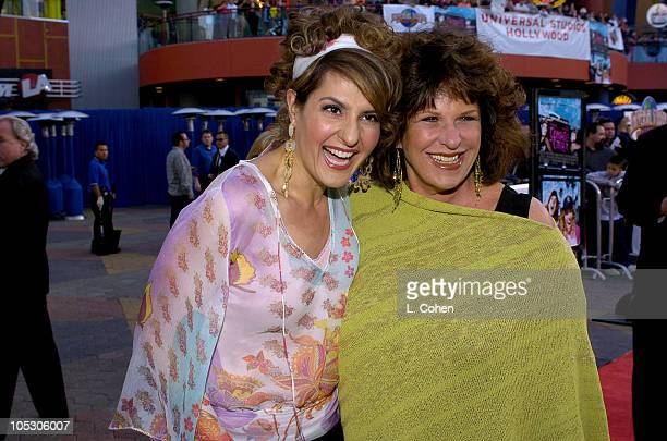 "Nia Vardalos and Lainie Kazan during ""Connie and Carla"" World Premiere - Red Carpet at Universal Studios Cinema in Universal City, California, United..."