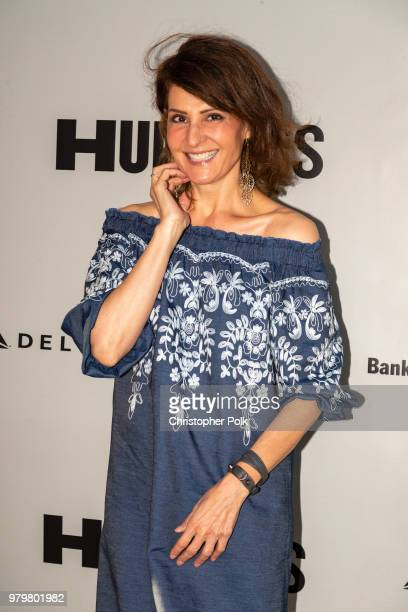 Oscar Nunez and wife Ursula Whittaker arrive to the opening night of the 'Humans' at the Ahmanson Theatre on June 20 2018 in Los Angeles California