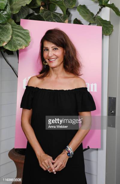 Nia Vardalos attends Netflix's The Politician ‑ LA Tastemaker at San Vicente Bungalows on July 23 2019 in West Hollywood California