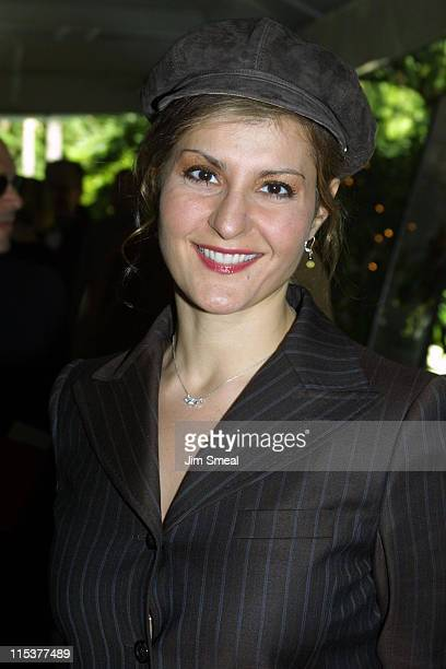 Nia Vardalos during AFI Awards 2003 at Four Seasons Hotel in Los Angeles, CA, United States.