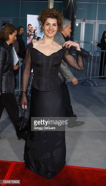 """Nia Vardalos during """"My Big Fat Greek Wedding"""" - Hollywood Premiere at ArcLight Theatre in Hollywood, California, United States."""