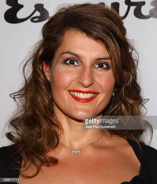 Nia Vardalos during Oceana's 2004 Partners Awards Gala - Arrivals at Esquire House in Beverly Hills, California, United States.