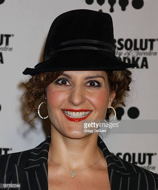 Nia Vardalos during The 15th GLAAD Media Awards - Los Angeles - Arrivals at Kodak Theatre in Hollywood, California, United States.