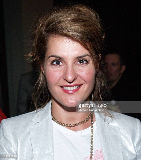 Nia Vardalos during Working The Musical One Night Only Performance at The Robert Freud Playhouse UCLA Campus in Westwood California United States