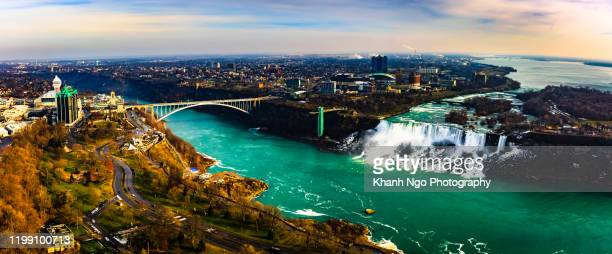 niagara fall, ontario, canada. - khanh ngo stock pictures, royalty-free photos & images